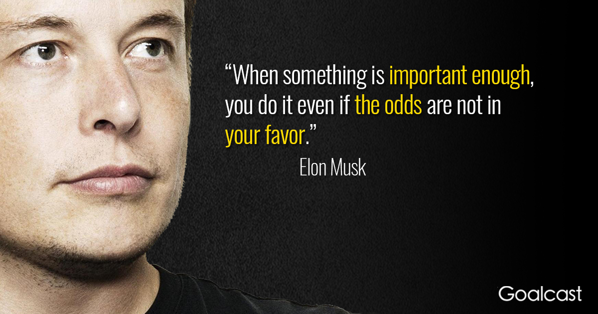 Motivational Quotes By Elon Musk thumbnail