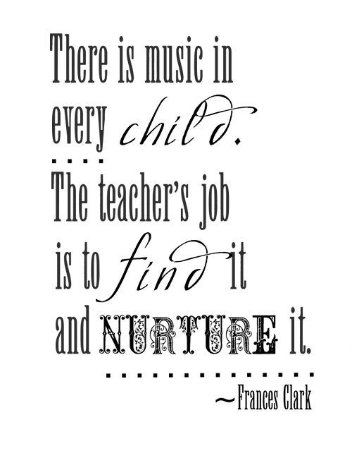 Music Teacher Quotes Pinterest thumbnail