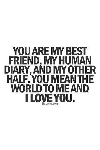 My Boyfriend Is My Best Friend Quotes Tumblr thumbnail