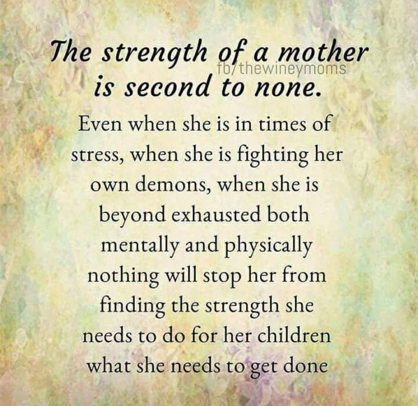 My Mother My Strength Quotes Pinterest thumbnail