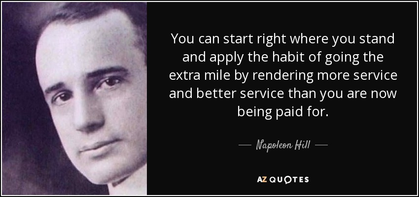 Napoleon Hill Law Of Success Quotes Twitter thumbnail