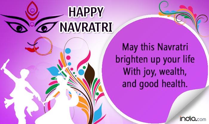 Navratri Captions Facebook thumbnail