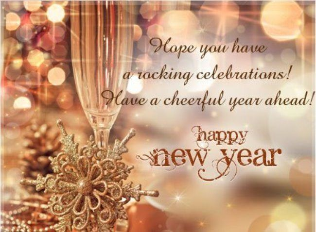 New Year Messages And Images Pinterest thumbnail
