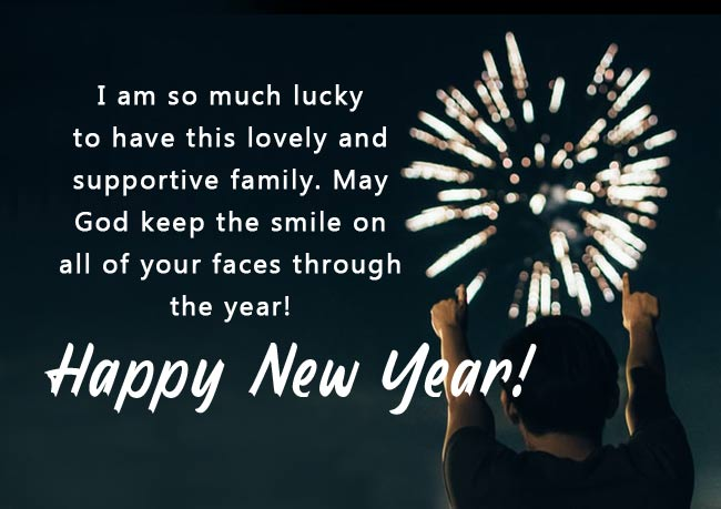 New Year Wishes From Family Pinterest thumbnail
