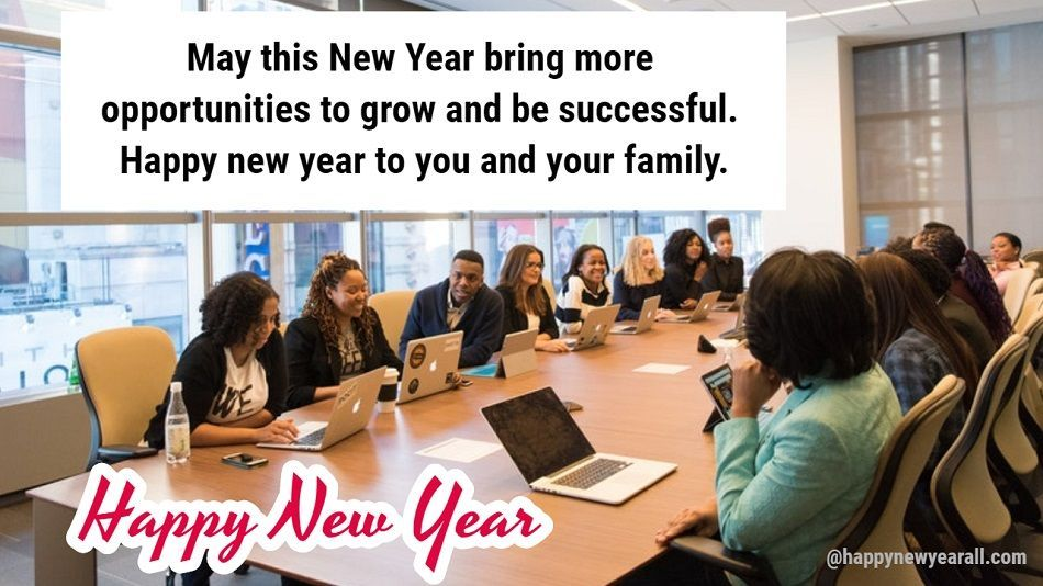 New Year Wishes Messages For Colleagues Twitter thumbnail