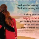 New Year Wishes Quotes For Lover Twitter