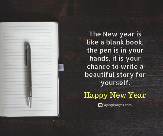 New Year's Short Quotes Facebook thumbnail