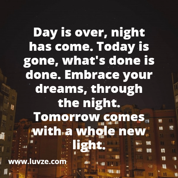 Night Positive Quotes Tumblr thumbnail