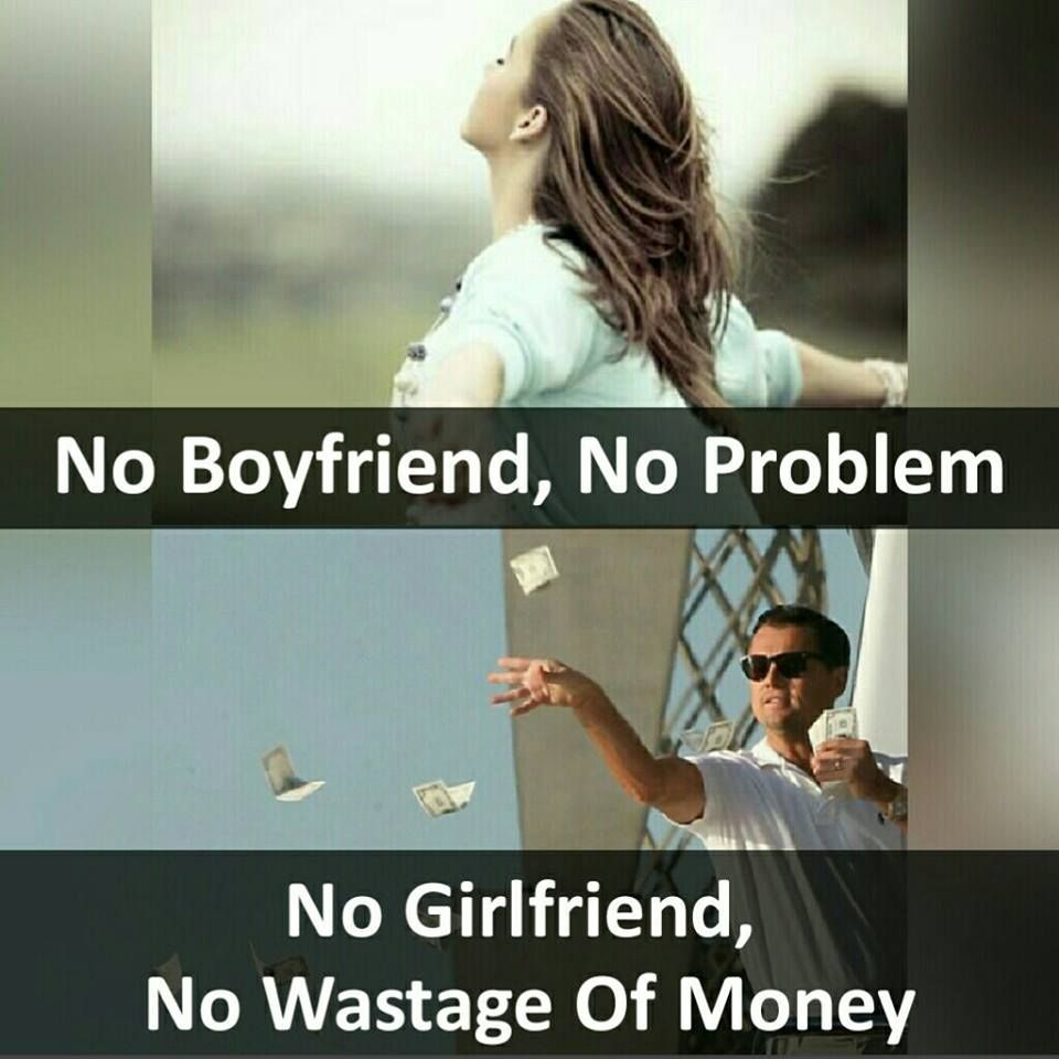 No Girlfriend Quotes Pinterest thumbnail