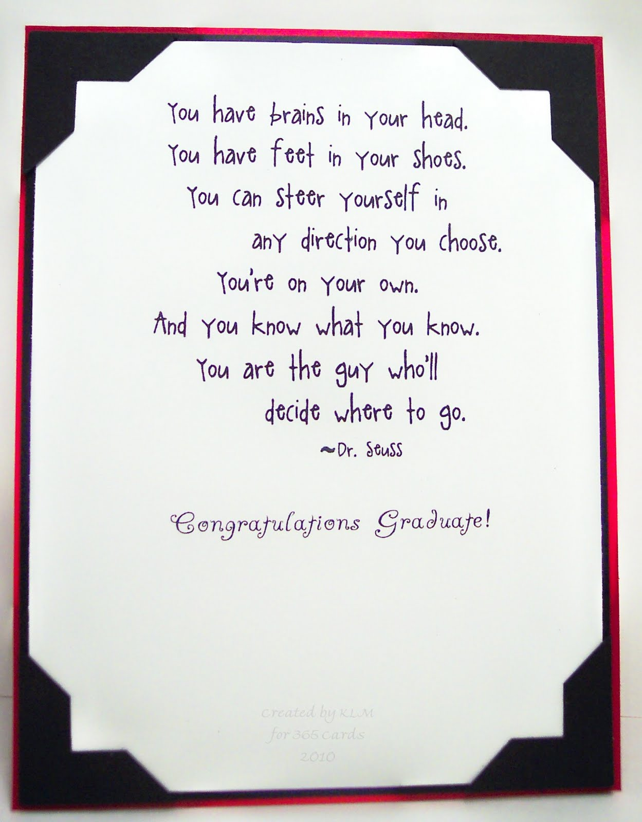 Nursing Graduation Card Sayings thumbnail