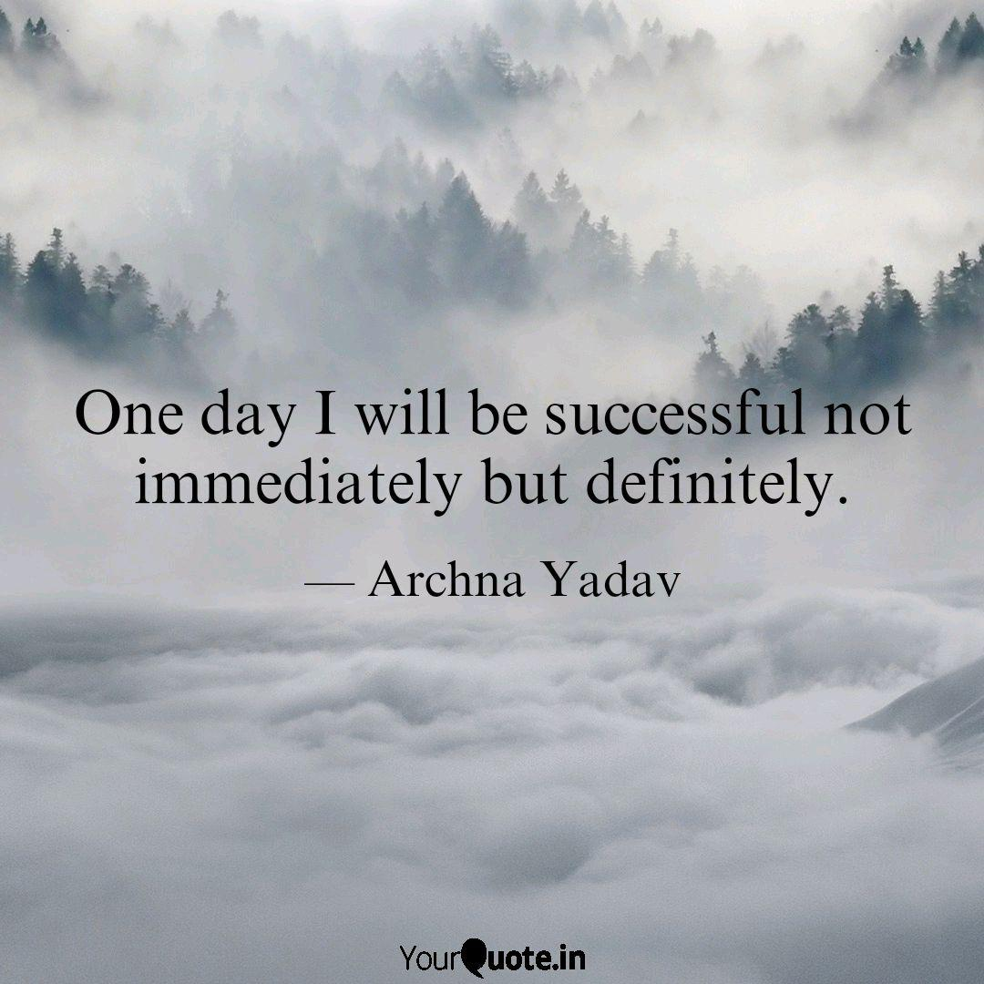 One Day I Will Success Quotes Pinterest thumbnail