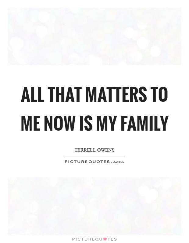Only Family Matters Quotes Tumblr thumbnail