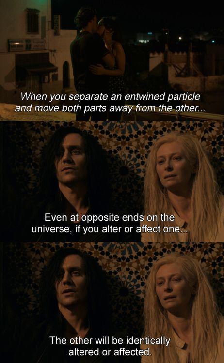 Only Lovers Left Alive Quotes Pinterest thumbnail