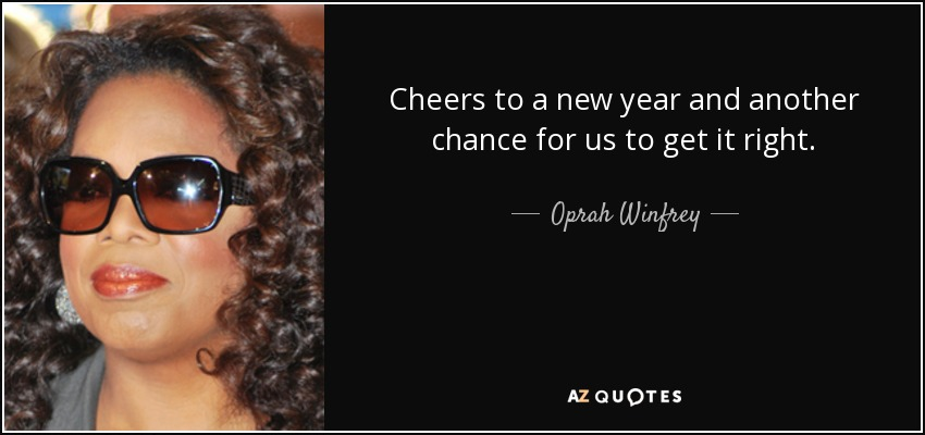 Oprah New Years Quote thumbnail