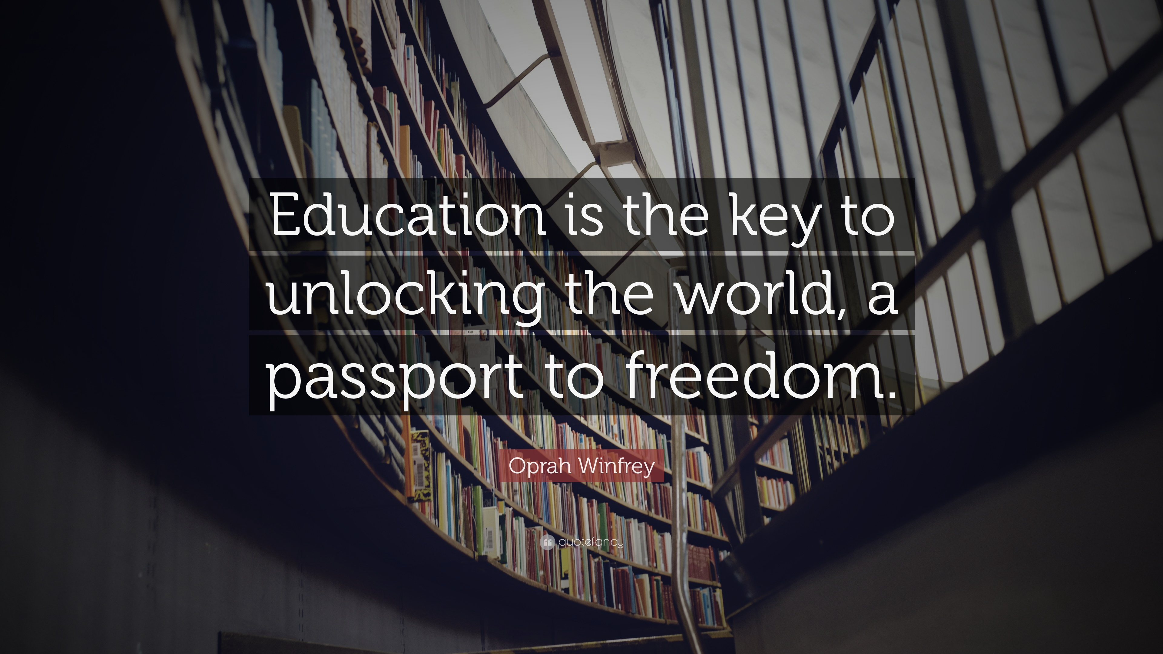 Oprah Winfrey Quotes On Education Tumblr thumbnail