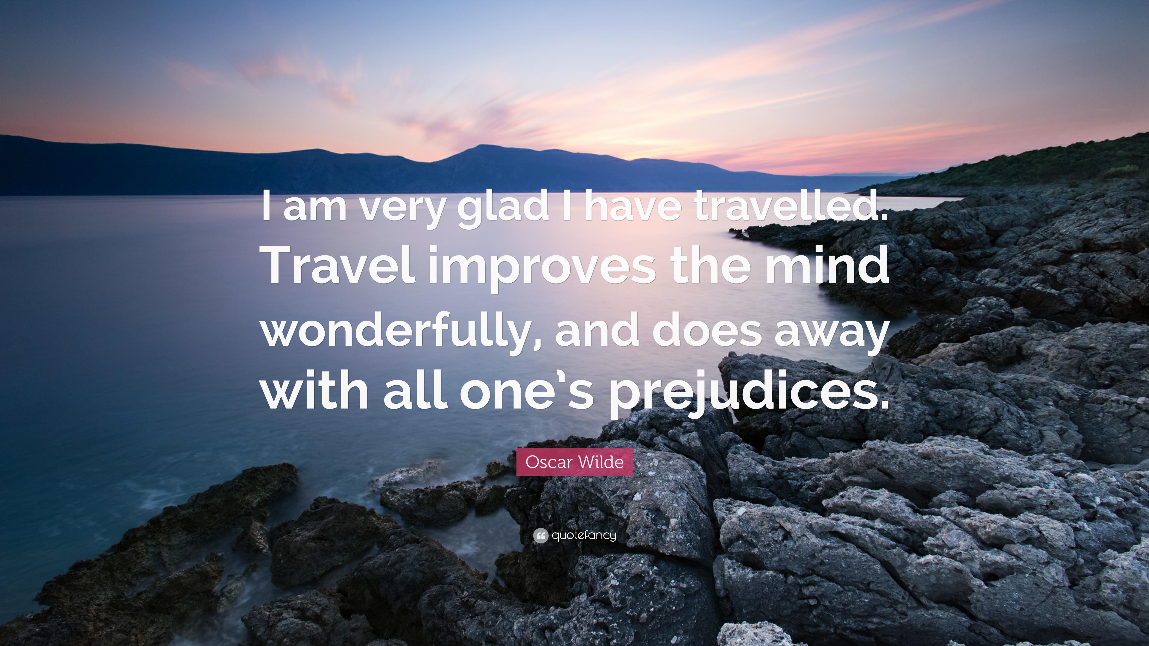 Oscar Wilde Travel Quote Facebook thumbnail