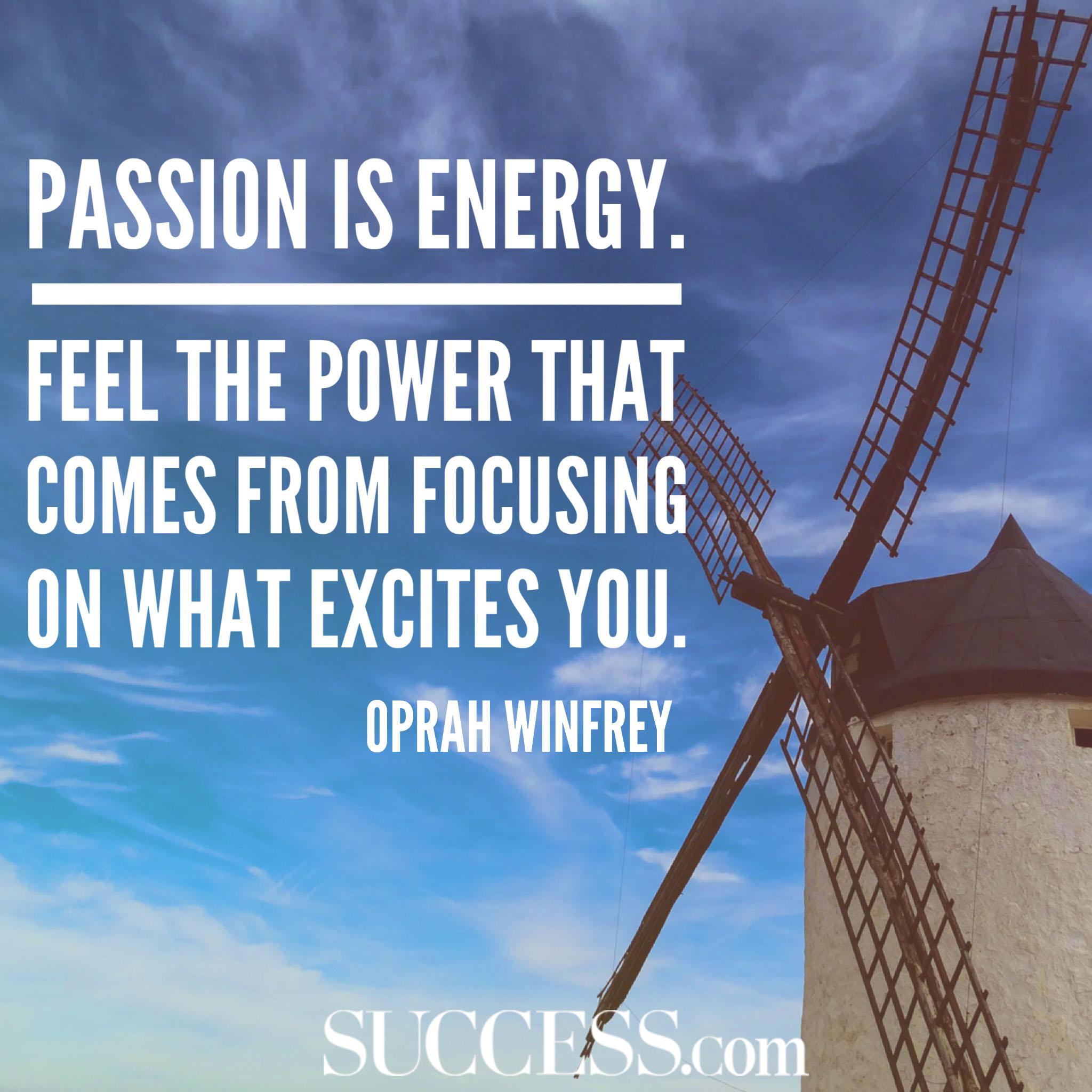 Passion Success Quotes Facebook thumbnail