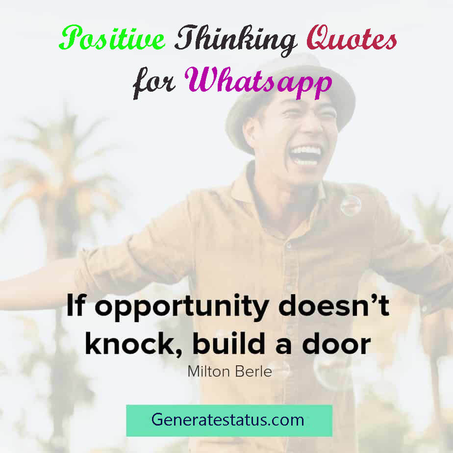 Positive Attitude Smile Quotes Facebook thumbnail