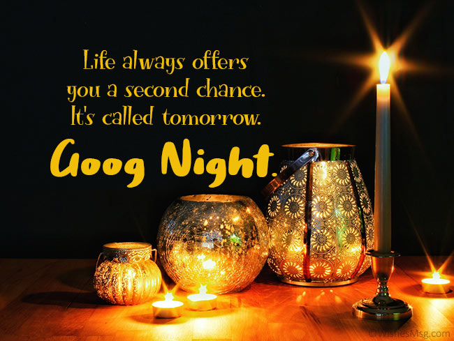 Positive Good Night Messages thumbnail