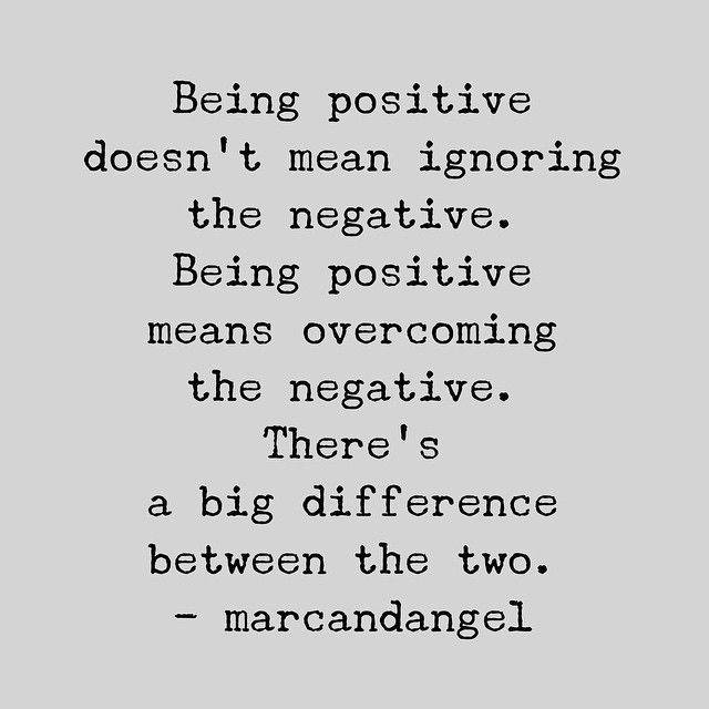 Positive In Negative Quotes Facebook thumbnail