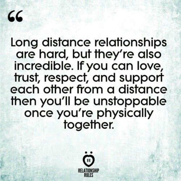 Quotes relationship www distance long Long Distance