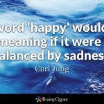 Positive Quotes For Sadness Facebook