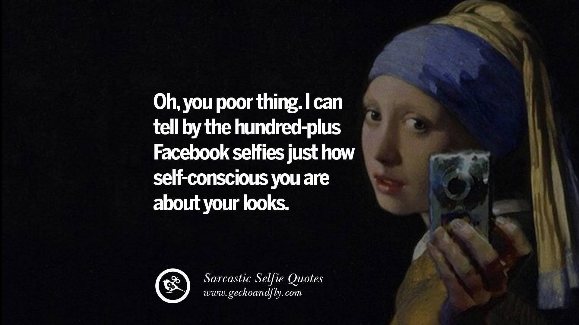 Positive Quotes For Selfies Facebook thumbnail