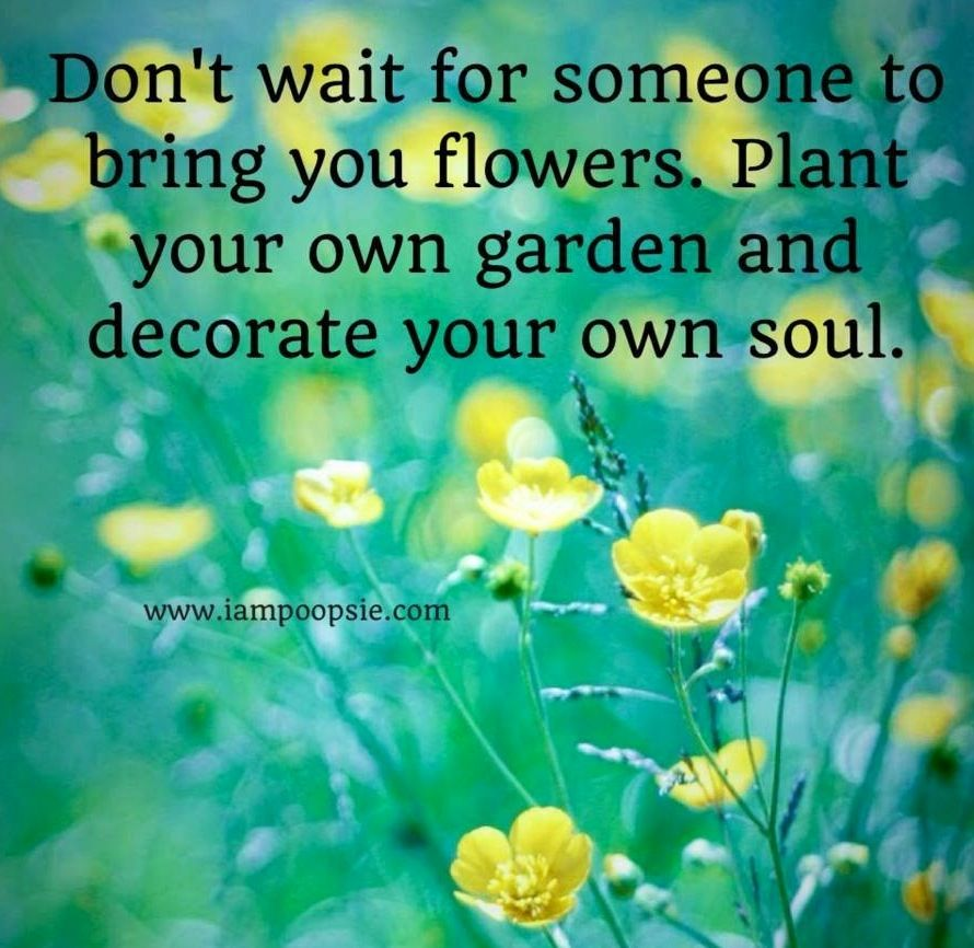 Positive Quotes With Flowers Tumblr thumbnail