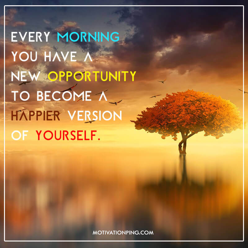 Positive Thoughts To Start Your Day Facebook thumbnail