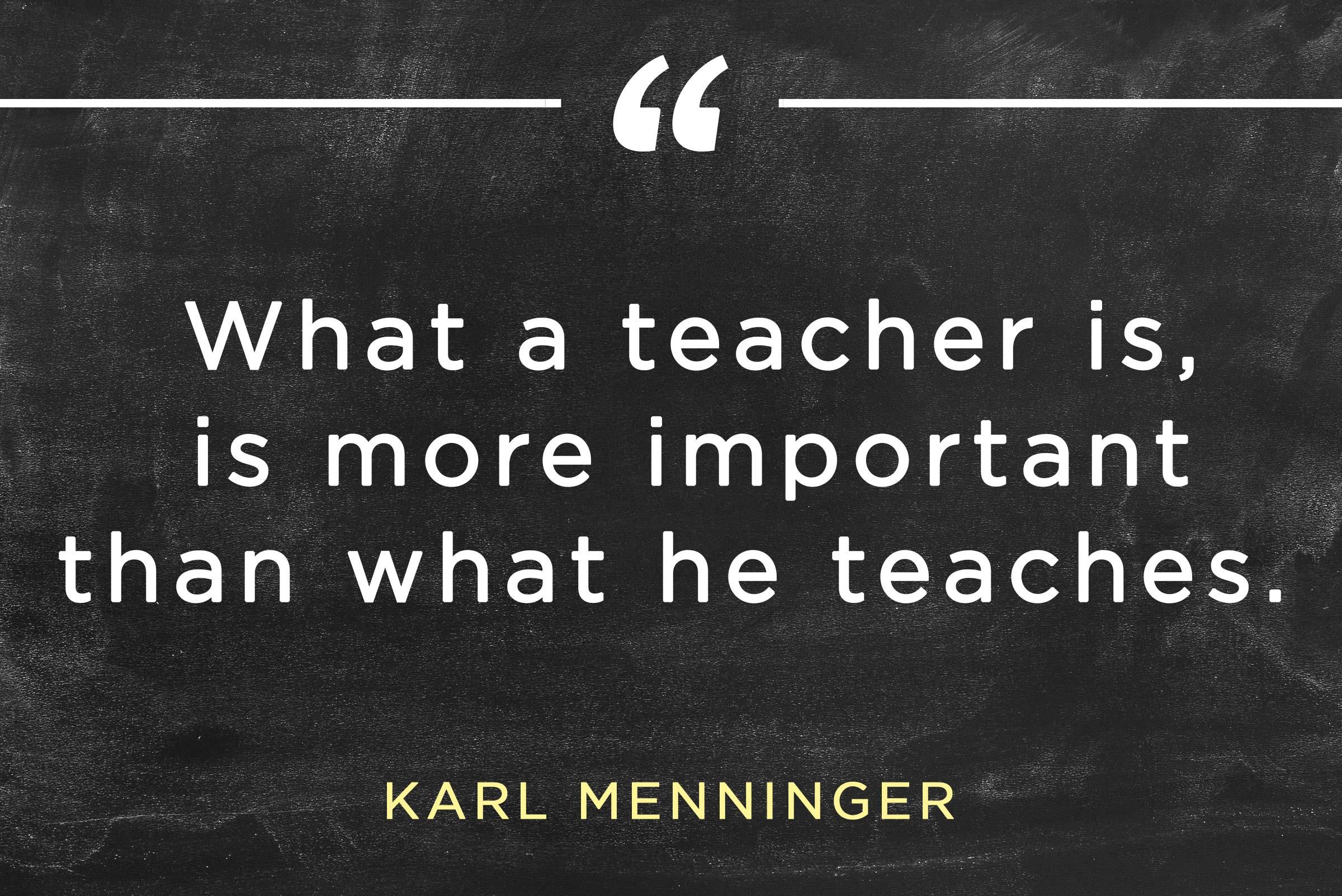 Powerful Teacher Quotes Tumblr thumbnail
