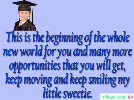 Preschool Graduation Wishes Pinterest thumbnail