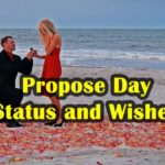 Propose Day Msg For Husband