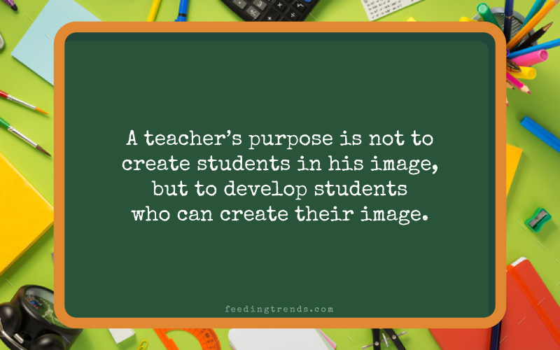 Quotation About Teachers And Teaching Facebook thumbnail
