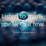 Quotation Of William Shakespeare Twitter
