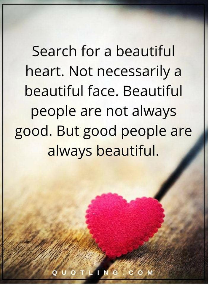 Quotes About Beauty Of Heart Twitter thumbnail