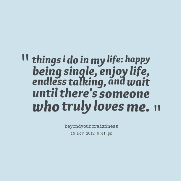 Quotes About Being Single And Happy Tumblr thumbnail