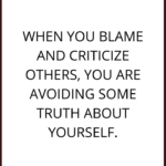 Quotes About Blaming Others For Your Own Mistakes Facebook