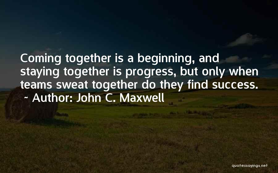 Quotes About Coming Together As A Team Facebook thumbnail