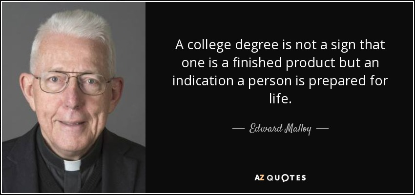 Quotes About Degrees And Education Tumblr thumbnail