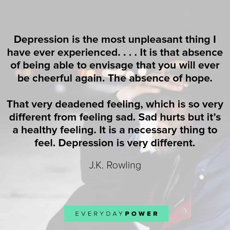Quotes About Feeling Down And Depressed Tumblr thumbnail