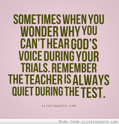 Quotes About God Testing Your Strength Twitter thumbnail