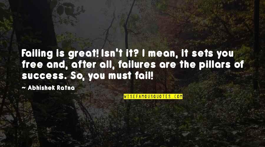 Quotes About Pillars Of Success Pinterest thumbnail
