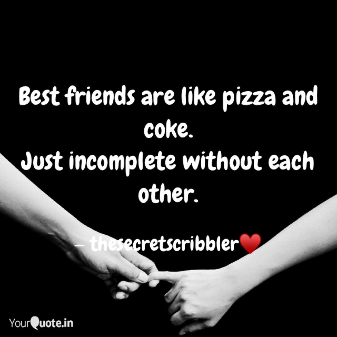 Quotes About Pizza And Friends Facebook thumbnail