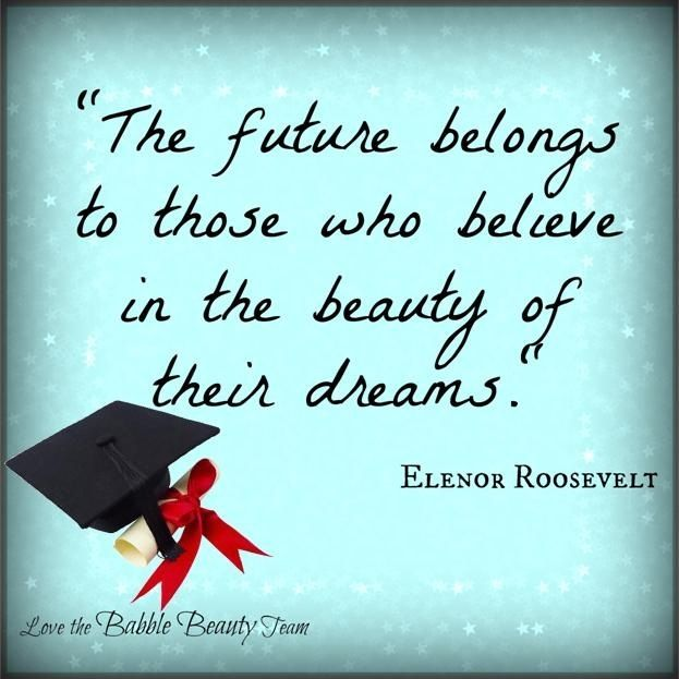 Quotes About The Future For Graduation Facebook thumbnail