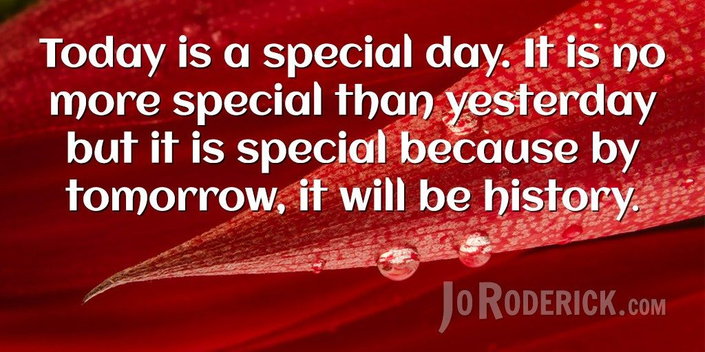 Quotes For A Special Day Facebook thumbnail