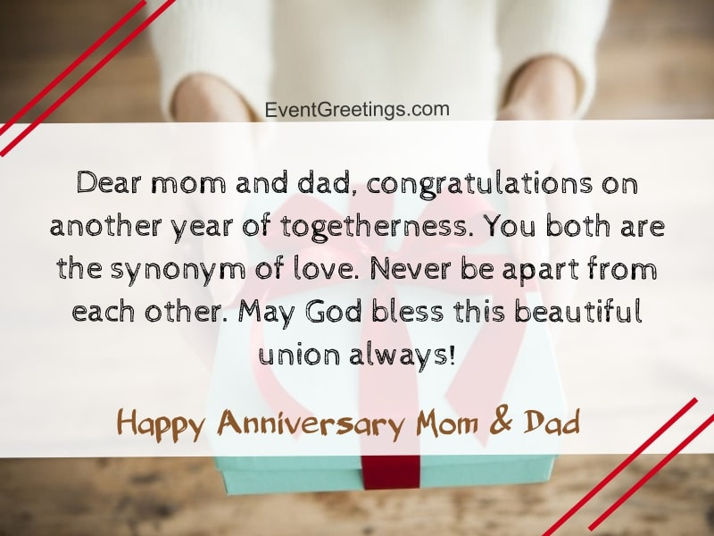 Quotes For Anniversary Of Parents Pinterest thumbnail
