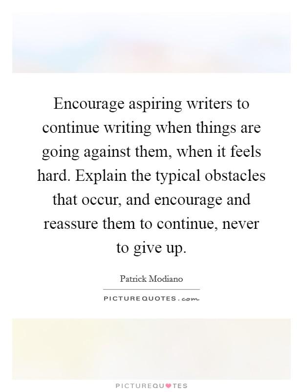 Quotes For Aspiring Writers Facebook thumbnail