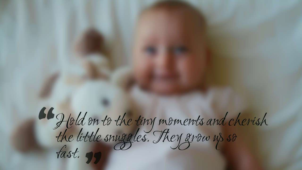 Quotes For Baby Girl Smile thumbnail