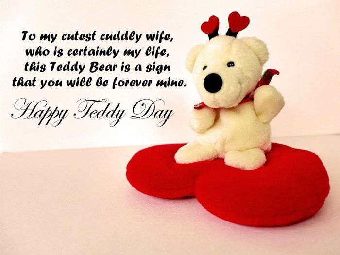 Quotes For Teddy Day Pinterest thumbnail