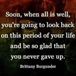 Quotes Of Encouragement In Life Facebook